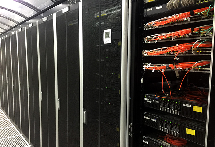 世纪互联公司高速光纤线缆光模块合作案例