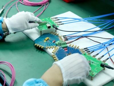 睿海光电-产品信号测试