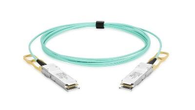 有源光缆AOC在40G网络布线受欢迎的原因?