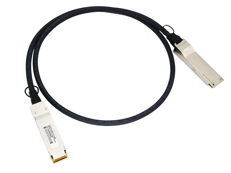 凯创(Enterasys)兼容40GB-C01-QSFP QSFP+ 转 QSFP+ 高速堆叠线缆