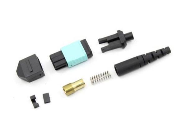 MPO-MPO 12芯光纤跳线