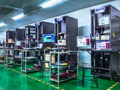 睿海光电-光器线生产线
