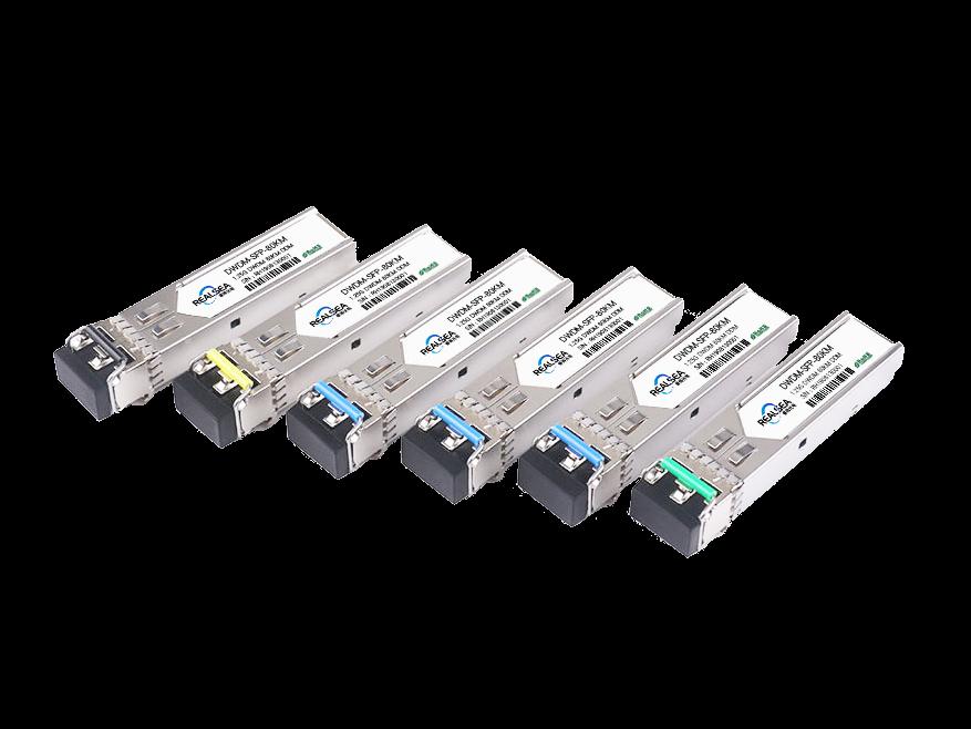 DWDM光模块SFP-1.25G-40KM单模LC接口带DDM DWDM-SFP-40KM