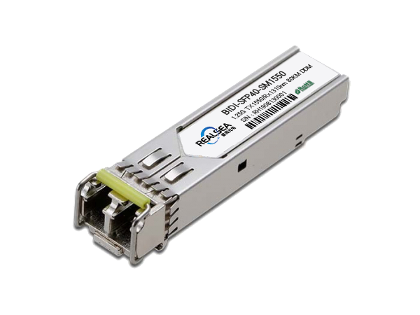 BIDI光模块-SFP-1.25G-80KM单模1550nm单LC接口带DDM BIDI-SFP-80KM-U