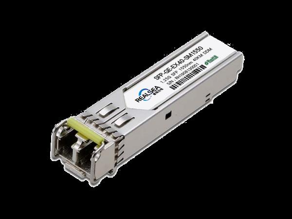 千兆光模块-SFP-1.25G-40KM单模1550nm双LC接口带DDM SFP-EX40-SM1550