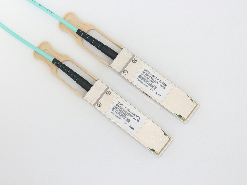 100G QSFP28 AOC有源光缆
